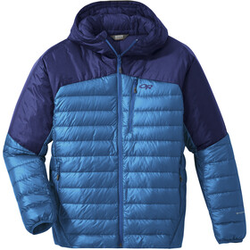 Outdoor Research Helium Chaqueta Plumas Hombre, cascade/twilight